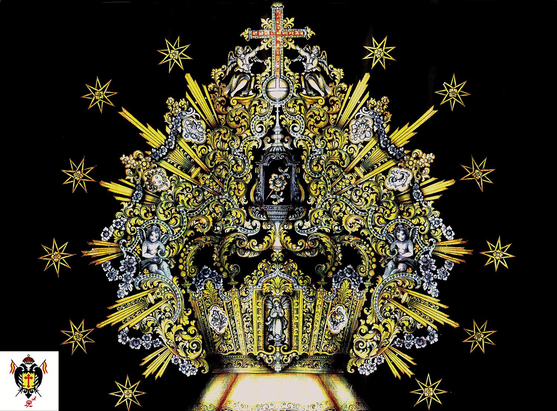 Boceto de la Corona