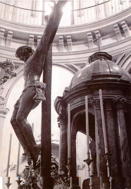 Cristo de los Milagros en S. Felipe