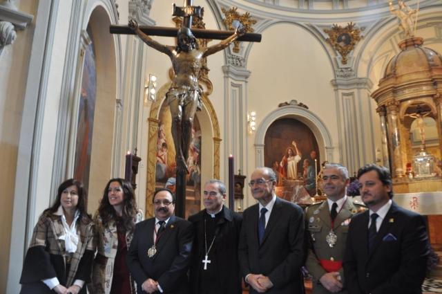 Autoridades en S. Felipe