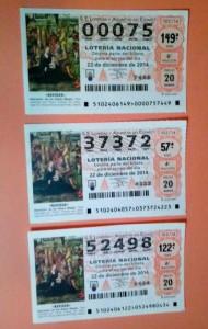 Lotería 2014